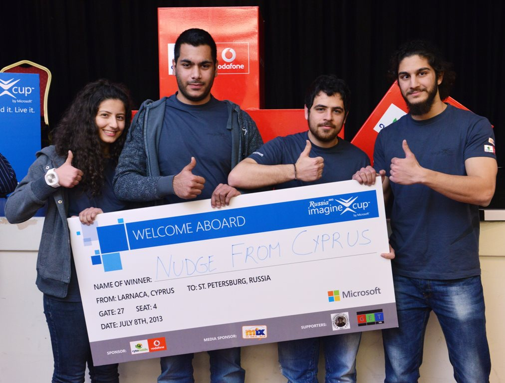 3rd Imagine Cup 2013