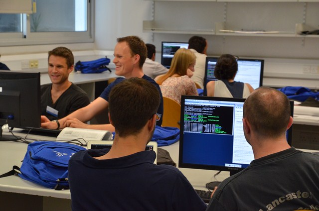 CS Department hosts CERN International Summer School of Computing, 19-30 August 2013